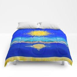 Sacred Sun Comforters