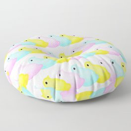 Peeps Pattern Floor Pillow