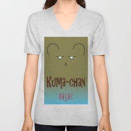 Kuma-chan (Ouran High School Host Club) Unisex V-Neck
