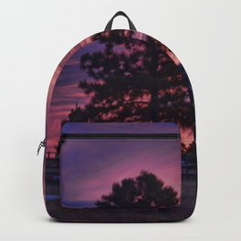 Behind The Sunset Backpack