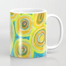 Circular Sky Lights Coffee Mug