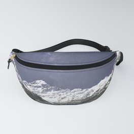 Starry Nights in Mt Cook, New Zealand Fanny Pack