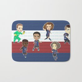 PSG (Paris Boys) Bath Mat