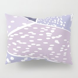 Purple Rooms Pillow Sham