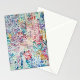 Abstract 136 Stationery Cards