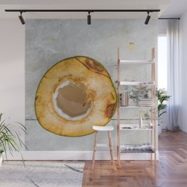 Marble Coconut Wall Mural