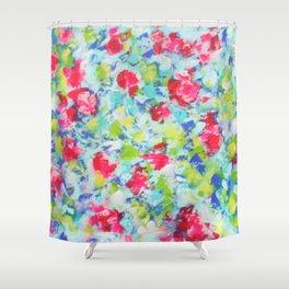Bises Shower Curtain