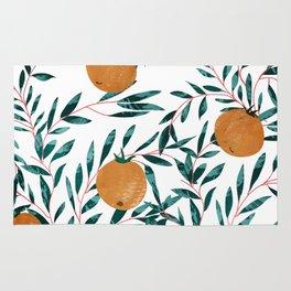 Mandarins Rug