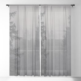 Forest Empire Sheer Curtain