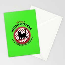 The Original Kitten Mittens Stationery Cards
