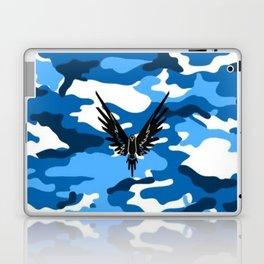Black Bird Camo Laptop & iPad Skin
