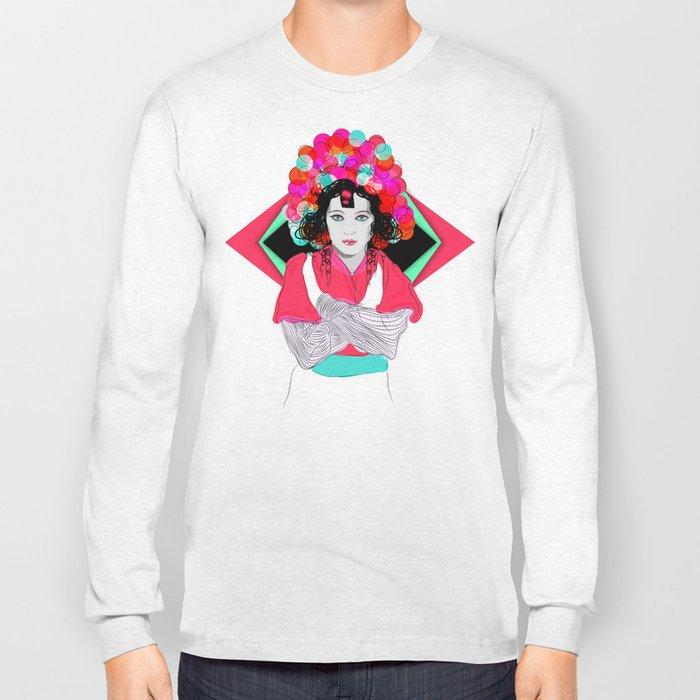 Anna May Long Sleeve T-shirt