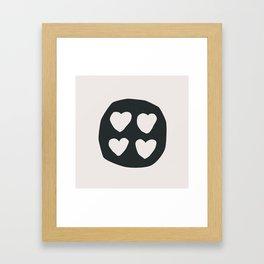 Kuare (Window of the Soul) Framed Art Print
