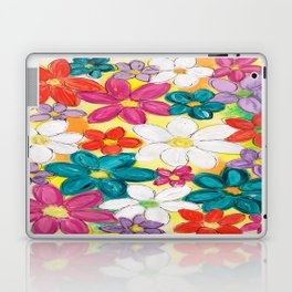 Valley of Flowers Laptop & iPad Skin