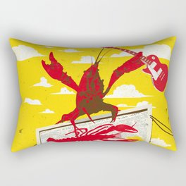 CRAWFISH BOIL II Rectangular Pillow