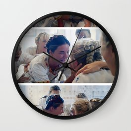 Midsommar - Movie Poster - Ari Aster Wall Clock