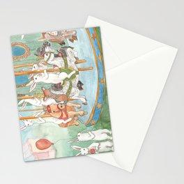 Carosel Stationery Cards