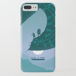 Father and Son iPhone Case
