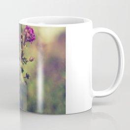 Purple wild flowers Coffee Mug