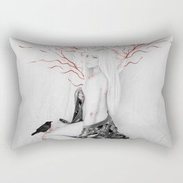 Moonchild Rectangular Pillow