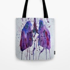 Lungs II Tote Bag