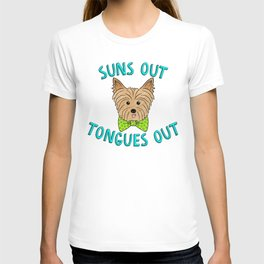 Suns Out Tongues Out T-shirt