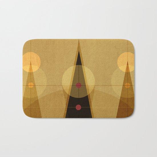 Geometric/Abstract 5 Bath Mat
