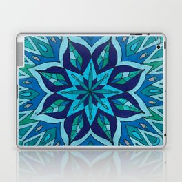 Mandala of Intuition Laptop & iPad Skin
