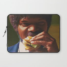 Tasty Burger Laptop Sleeve