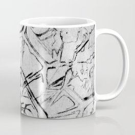 Melting Crystals Coffee Mug