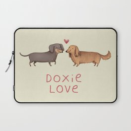 Doxie Love Laptop Sleeve
