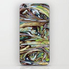Fluid Dreamscape iPhone Skin