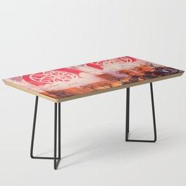 Below Deck Coffee Table