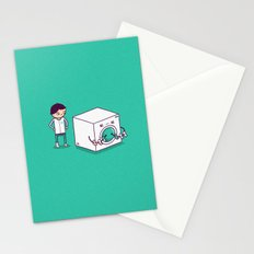 Secret Habit Stationery Cards