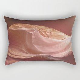 Antelope Canyon 1 Rectangular Pillow