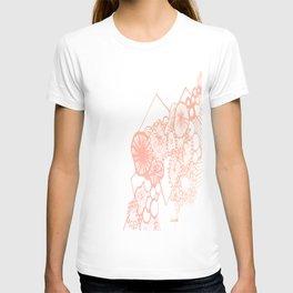 efflorescent #16.1 T-shirt
