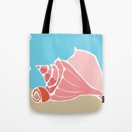 Conch Shells Tote Bag