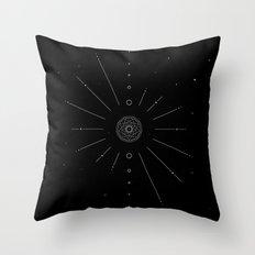Stellar Evolution Throw Pillow