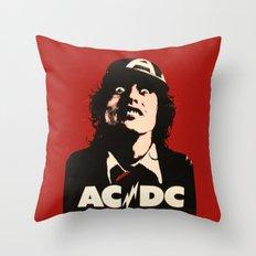 cd-ca Throw Pillow