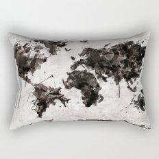 Wild World Rectangular Pillow