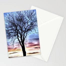 The Lovely Tree Stationery Cards