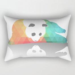 Pandarized Rectangular Pillow
