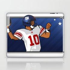 Eli - the SuperBowl MVP Laptop & iPad Skin