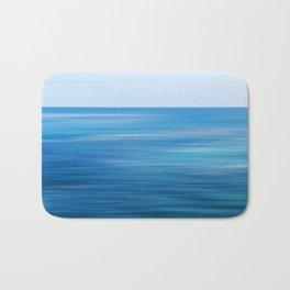 Blue Ocean Dream Bath Mat