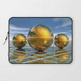 Big Brass Ones Laptop Sleeve