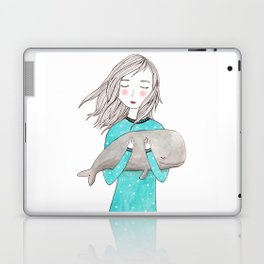 Just want to hold you Laptop & iPad Skin