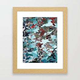 EARTH567 Framed Art Print