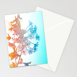 NEW SPRING CHERRY ART Stationery Cards