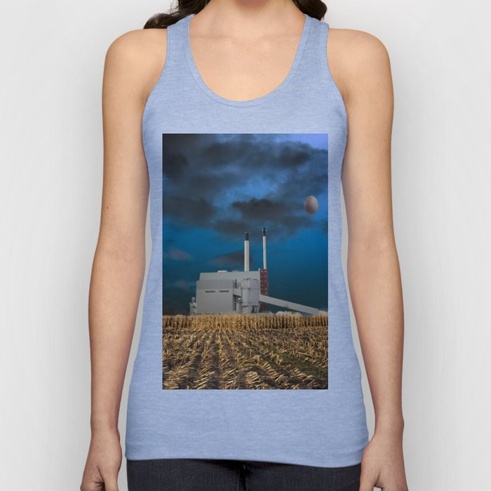 atmosphere · fabrication Unisex Tank Top