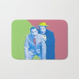 Abbott and Costello Pop! Bath Mat